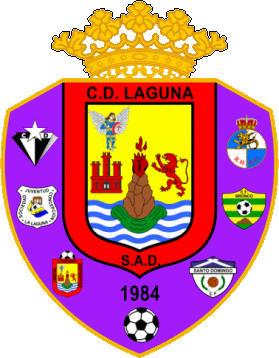 Logo C.D. LAGUNA (KANARISCHE INSELN)