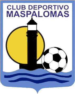 Logo of C.D. MASPALOMAS (CANARY ISLANDS)