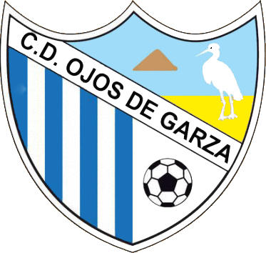 Logo of C.D. OJOS DE GARZA (CANARY ISLANDS)