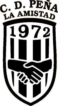 Logo of C.D. PEÑA LA AMISTAD (CANARY ISLANDS)