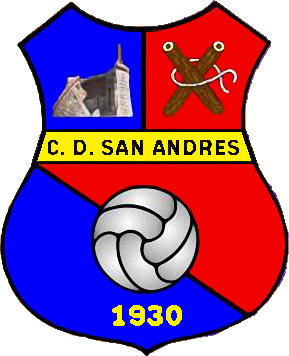 Logo of C.D. SAN ANDRES (CANARY ISLANDS)
