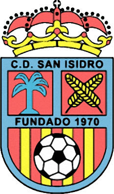 Logo of C.D. SAN ISIDRO  (CANARY ISLANDS)