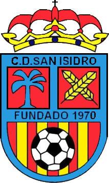 Logo of C.D. SAN ISIDRO (CANARY ISLANDS)