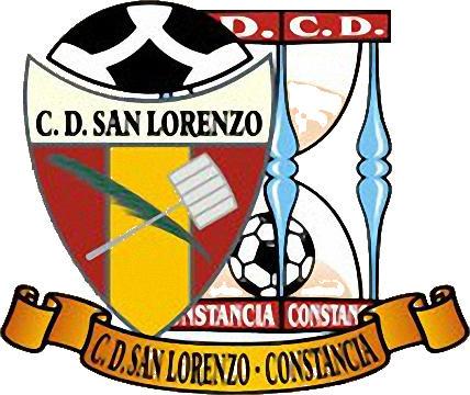 Logo of C.D. SAN LORENZO-CONSTANCIA (CANARY ISLANDS)