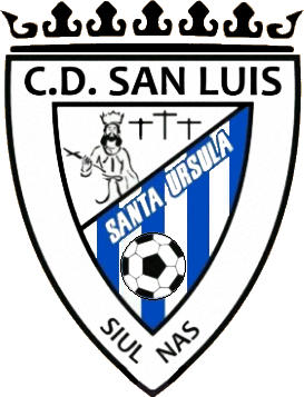 Logo de C.D. SAN LUIS SIULNAS (ÎLES CANARIES)