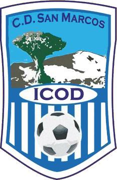 Logo of C.D. SAN MARCOS ICOD (CANARY ISLANDS)