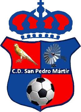 Logo of C.D. SAN PEDRO MÁRTIR (CANARY ISLANDS)
