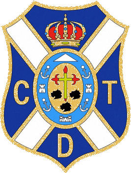Logo of C.D. TENERIFE (CANARY ISLANDS)