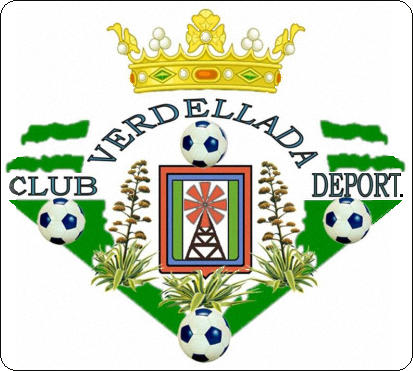 Logo of C.D. VERDELLADA (CANARY ISLANDS)