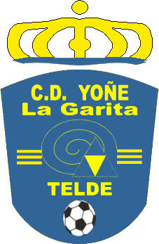 Logo of C.D. YOÑE LA GARITA (CANARY ISLANDS)