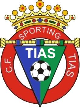 Logo of C.F SPORTING TÍAS (CANARY ISLANDS)