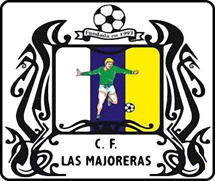 Logo of C.F. LAS MAJORERAS (CANARY ISLANDS)