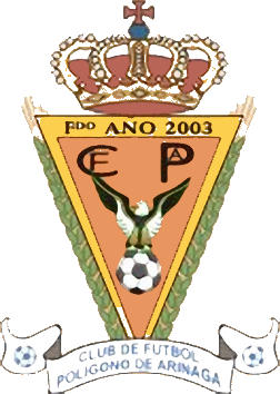 Logo of C.F. POLÍGONO DE ARINAGA (CANARY ISLANDS)