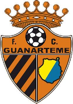 Logo of F.C. GUANARTEME (CANARY ISLANDS)