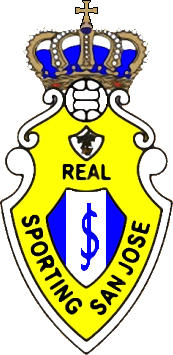 Logo of REAL SPORTING SAN JOSE (CANARY ISLANDS)