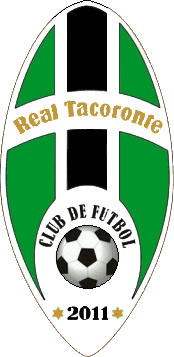 Logo of REAL TACORONTE C.F. (CANARY ISLANDS)