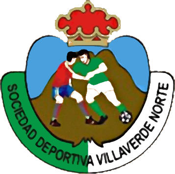 Logo of S.D. VILLAVERDE NORTE (CANARY ISLANDS)