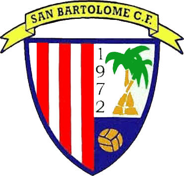 Logo of SAN BARTOLOMÉ C.F. (CANARY ISLANDS)