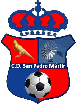 Logo of SAN. PEDRO MARTIR (CANARY ISLANDS)