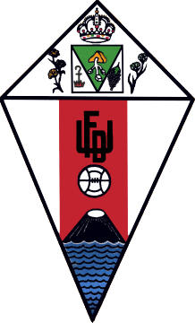 Logo of U.D. FUENCALIENTE (CANARY ISLANDS)