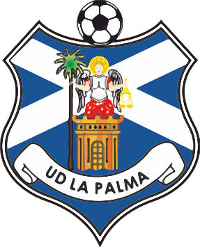 Logo of U.D. LA PALMA (CANARY ISLANDS)