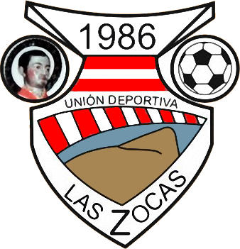 Logo of U.D. LAS ZOCAS . (CANARY ISLANDS)