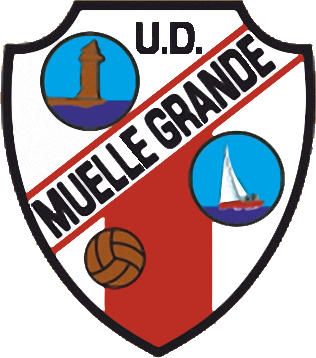 Logo of U.D. MUELLE GRANDE (CANARY ISLANDS)