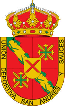 Logo of U.D. SAN ANDRES Y SAUCES (CANARY ISLANDS)