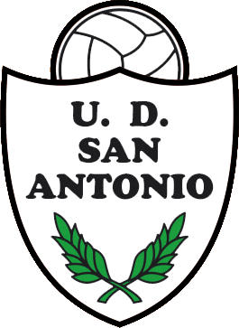 Logo of U.D. SAN ANTONIO (CANARY ISLANDS)