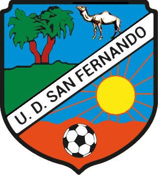 Logo of U.D. SAN FERNANDO (CANARY ISLANDS)