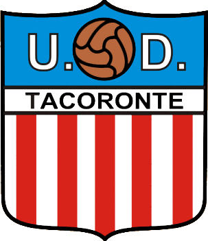 Logo of U.D. TACORONTE (CANARY ISLANDS)