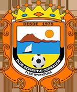 Logo of C.D. CORRALEJO(2)