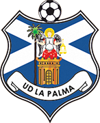 Logo of U.D. LA PALMA