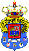 Logo of U.D. LAS PALMAS ATLETICO