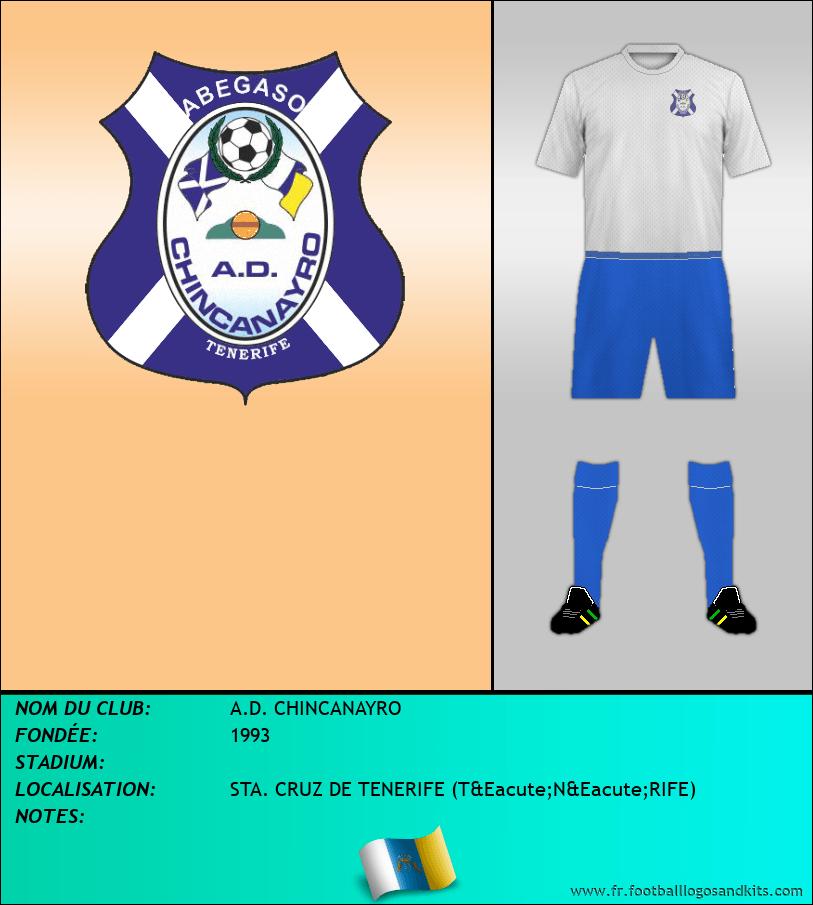 Logo de A.D. CHINCANAYRO