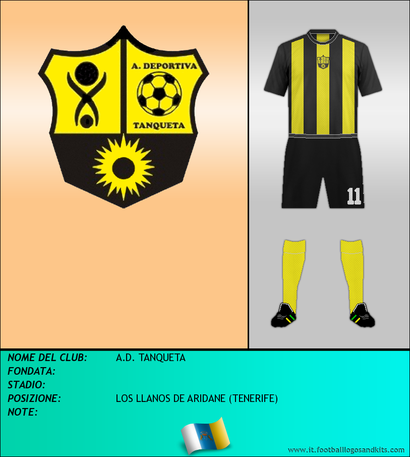 Logo di A.D. TANQUETA