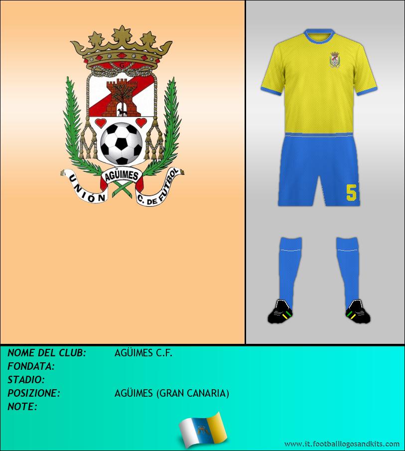 Logo di AGÜIMES C.F.