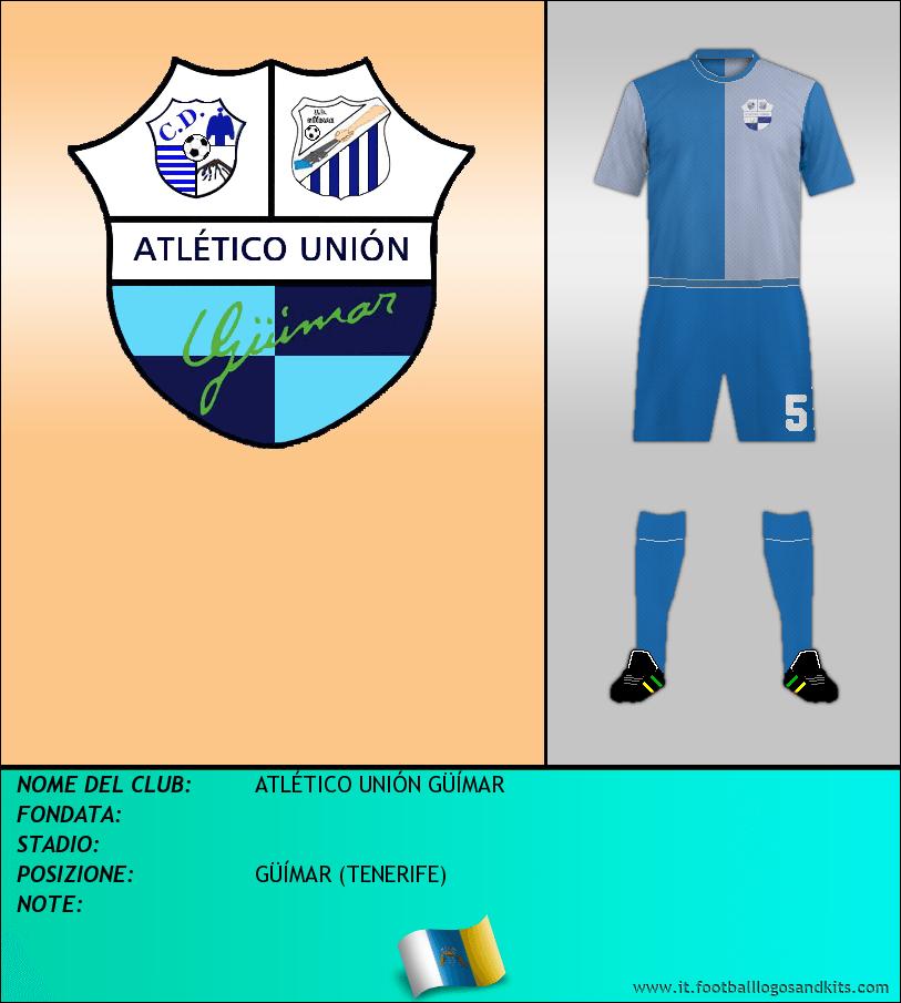 Logo di ATLÉTICO UNIÓN GÜÍMAR
