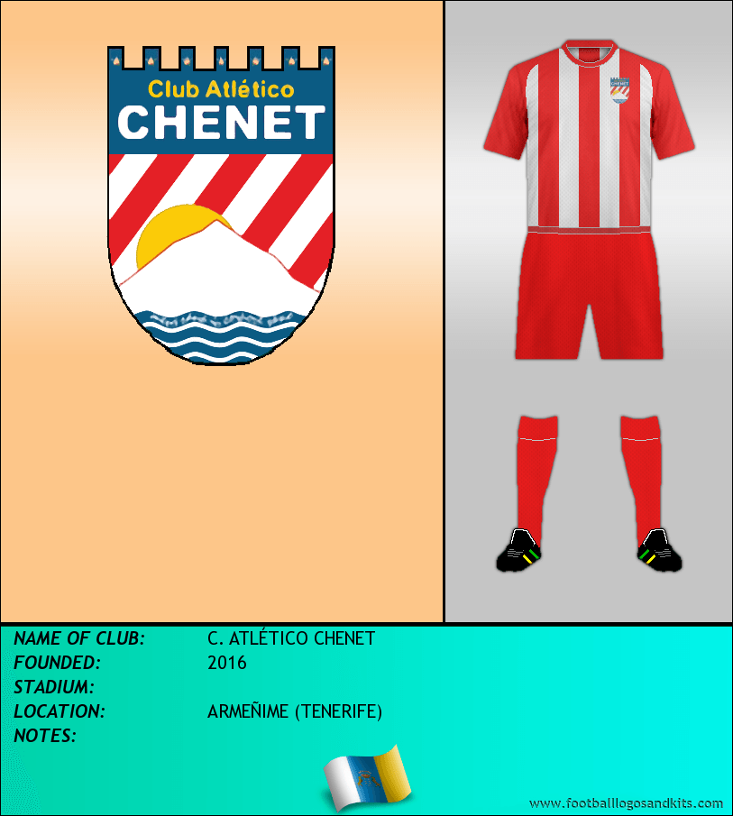 Logo of C. ATLÉTICO CHENET