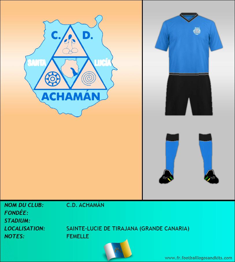 Logo de C.D. ACHAMÁN