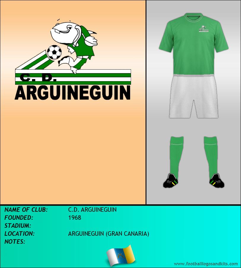 Logo of C.D. ARGUINEGUIN