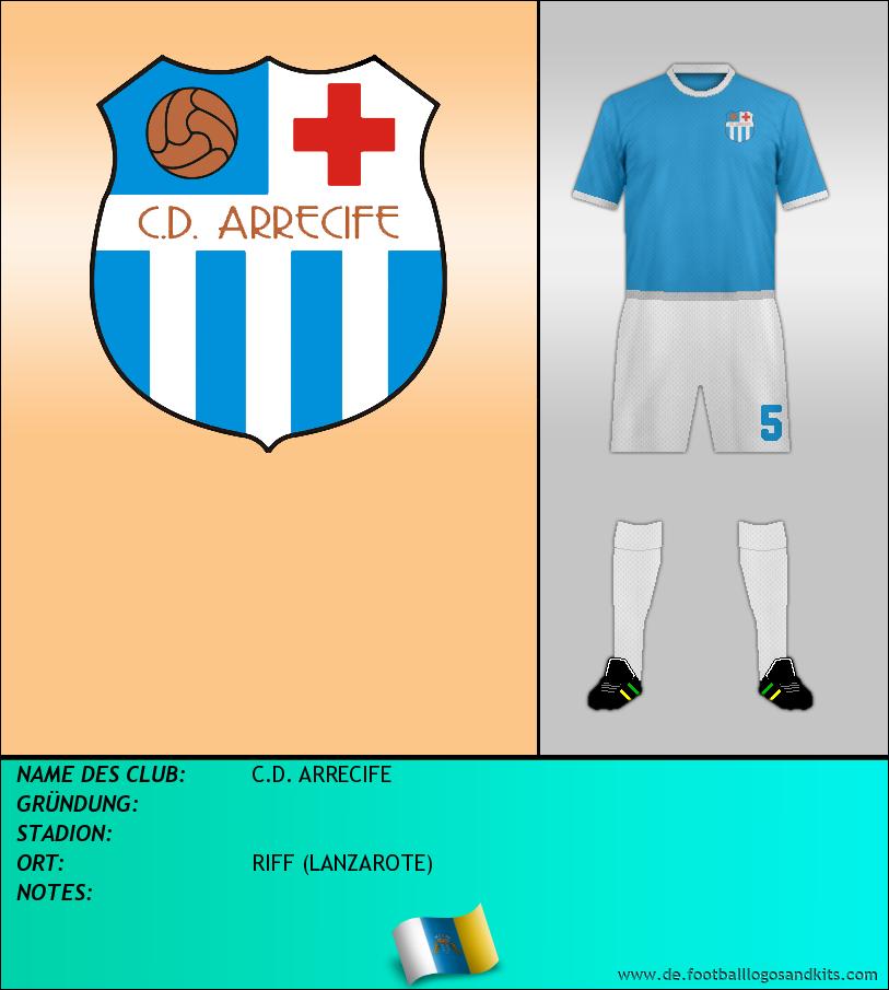 Logo C.D. ARRECIFE