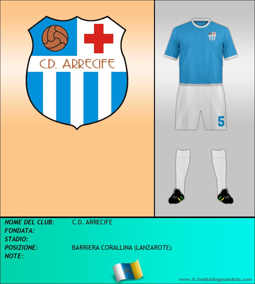 Logo di C.D. ARRECIFE