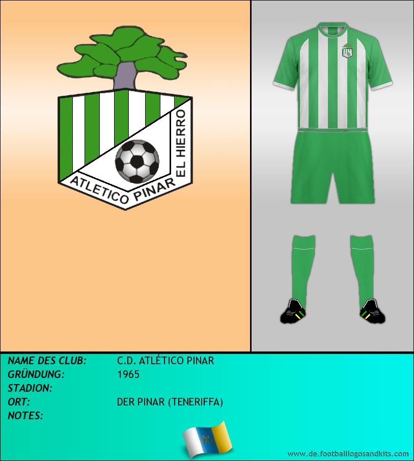 Logo C.D. ATLÉTICO PINAR