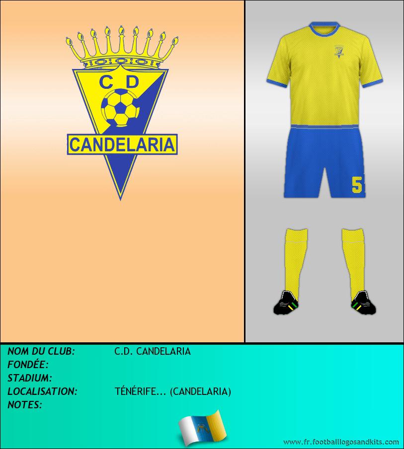 Logo de C.D. CANDELARIA
