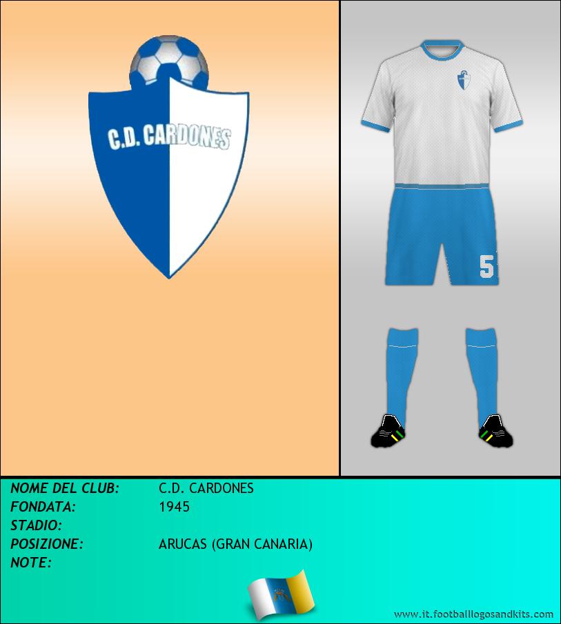 Logo di C.D. CARDONES