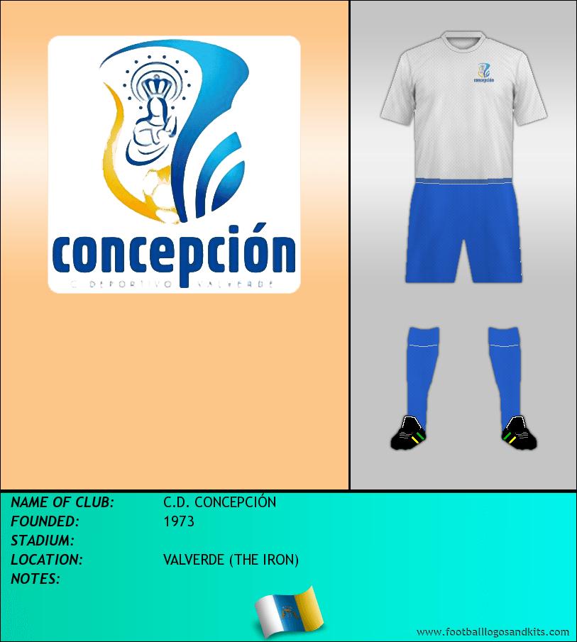 Logo of C.D. CONCEPCIÓN