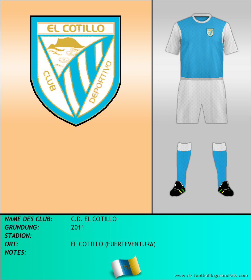 Logo C.D. EL COTILLO
