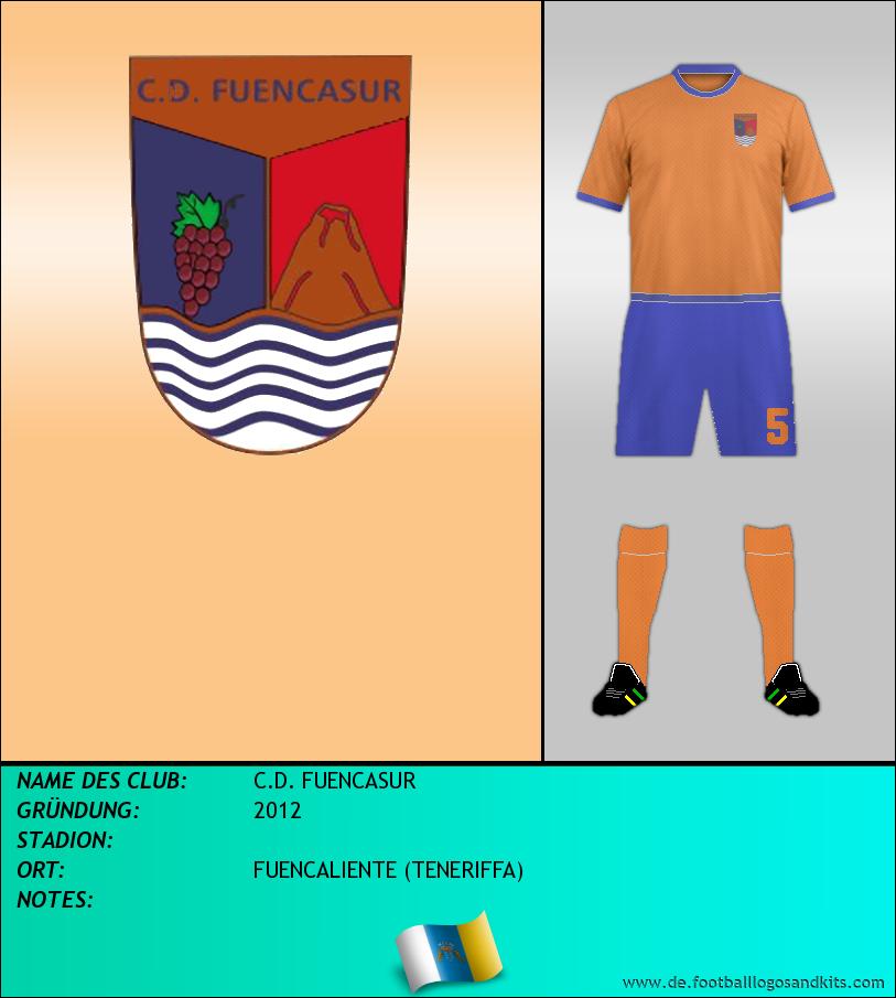 Logo C.D. FUENCASUR