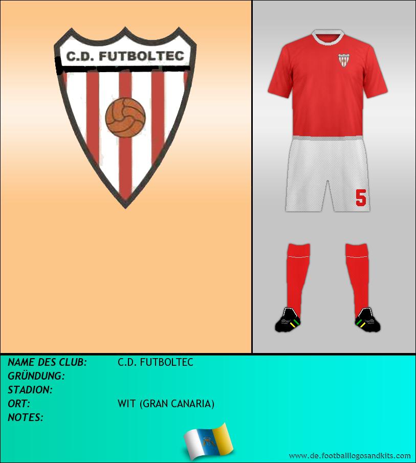 Logo C.D. FUTBOLTEC